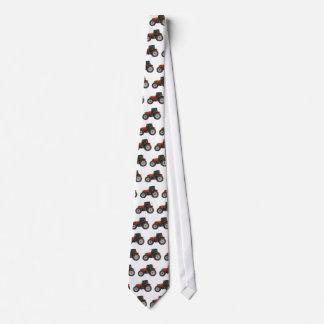 trator gravata