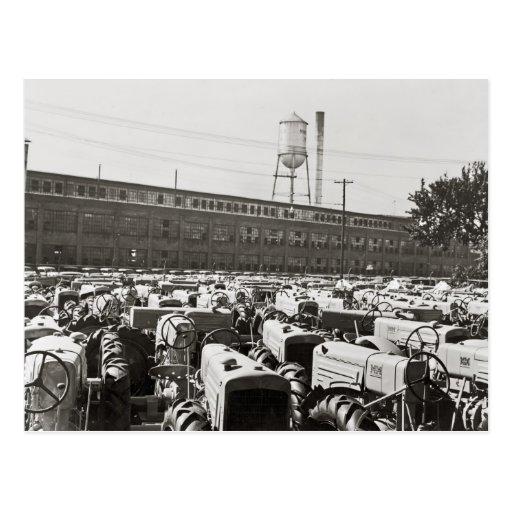 Tratores de Minneapolis-Moline: 1939 Cartão Postal