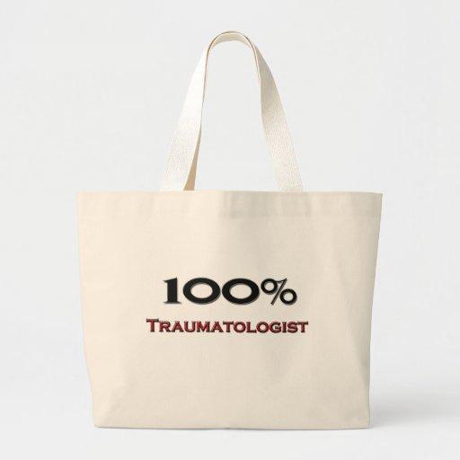 Traumatologist de 100 por cento bolsas para compras