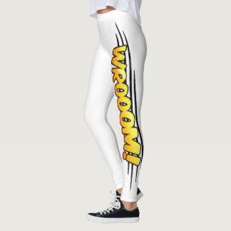 Trave estes leggings