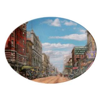 Travessa De Porcelana Cidade - Memphis TN - alameda 1909 da rua