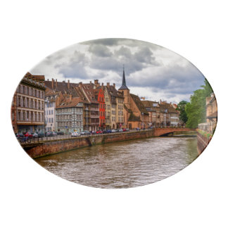 Travessa De Porcelana Doca do Saint Nicolas em Strasbourg, France