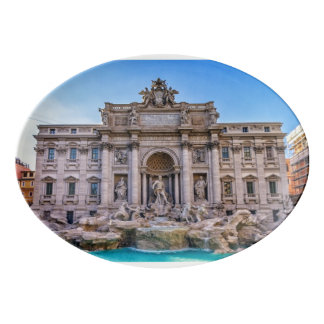 Travessa De Porcelana Fonte do Trevi, Roma, Italia