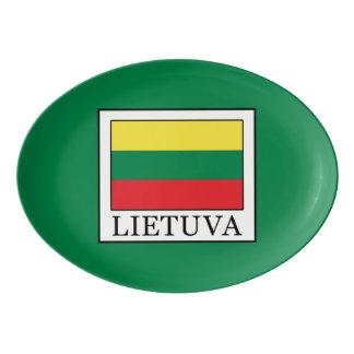 Travessa De Porcelana Lietuva
