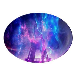 Travessa De Porcelana Sonhos parisienses Amethyst