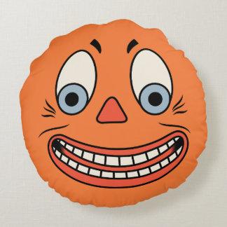 Travesseiro alemão do design do pandeiro do Dia Almofada Redonda