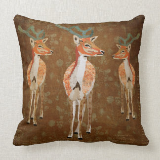 Travesseiro ambarino dos cervos