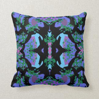 Travesseiro-Azul Almofada