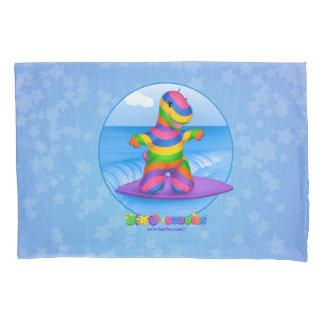 Travesseiro Caso-BO de Dino-Buddies™ que surfa