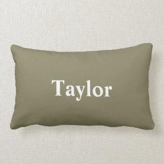 Travesseiro com nome feito sob encomenda almofada lombar