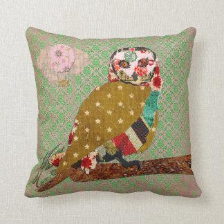 Travesseiro cor-de-rosa de Mojo do damasco de Boho