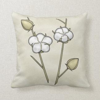 Travesseiro da cápsula do algodão