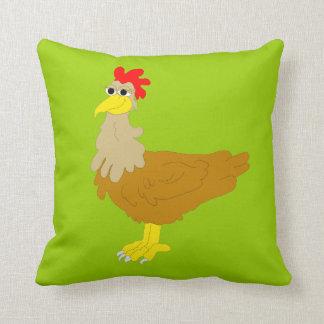 Travesseiro da galinha