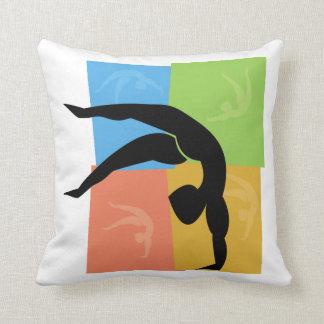 Travesseiro da ginástica