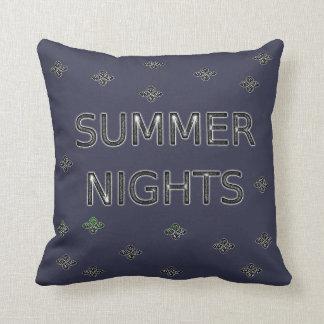 Travesseiro da noite de verão