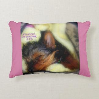 Travesseiro da princesa do sono almofada decorativa