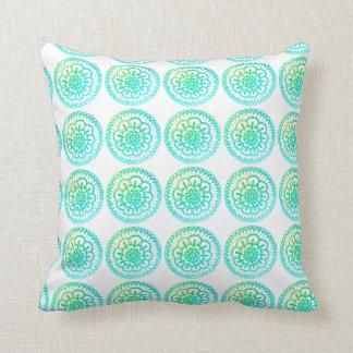 Travesseiro das impressões do verão por Megaflora Almofada