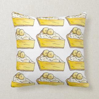 Travesseiro de Foodie da sobremesa da fatia da Almofada