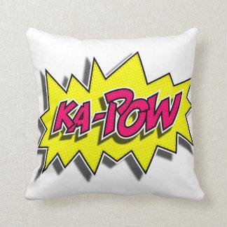 Travesseiro de KA-POW