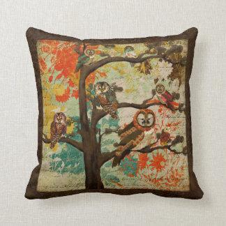 Travesseiro de Mojo da buzina da floresta