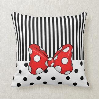 "Travesseiro decorativo 16"" x 16"" almofada"