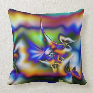 Travesseiro decorativo da fantasia da borboleta almofada