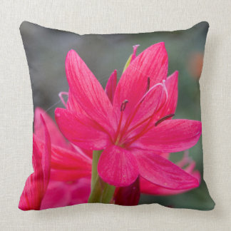 Travesseiro decorativo da flor do verão