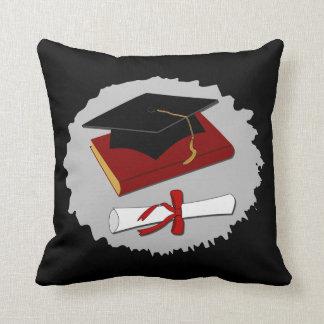 Travesseiro decorativo da graduação