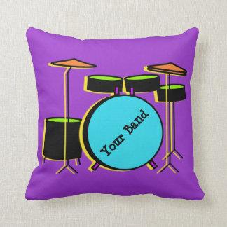 Travesseiro decorativo da música
