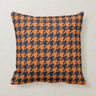 Travesseiro decorativo de Houndstooth da Almofada