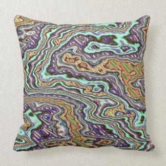 """Travesseiro decorativo de mármore 20"""" do poliéster almofada"""