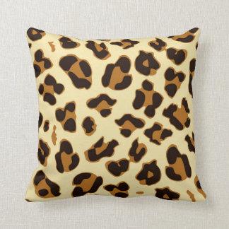 Travesseiro decorativo do impressão da pele do almofada