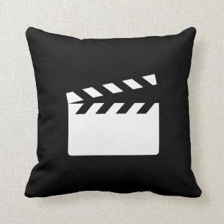 Travesseiro decorativo do pictograma da válvula almofada