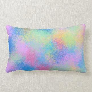 Travesseiro decorativo do Splatter abstrato Almofada Lombar