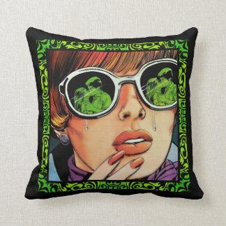 Travesseiro decorativo do tapeador almofada
