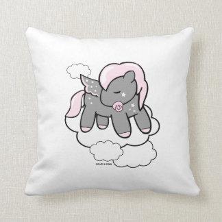 Travesseiro decorativo Dolce do pônei | do bebé &