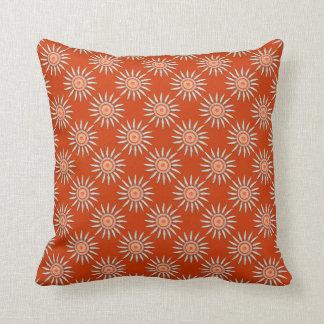 Travesseiro decorativo floral da margarida