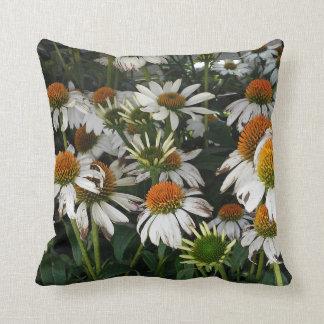 Travesseiro decorativo roxo oriental do Echinacea Almofada