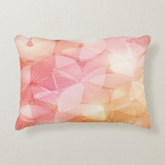 Travesseiro do acento das flores do verão almofada decorativa