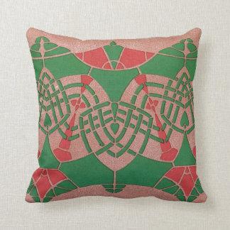 Travesseiro do design de Nouveau da arte Almofada