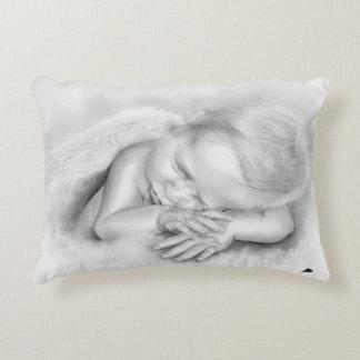 TRAVESSEIRO do menino do anjo do bebê Almofada Decorativa