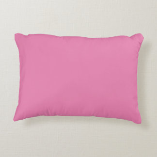 Travesseiro do rosa de bebê almofada decorativa
