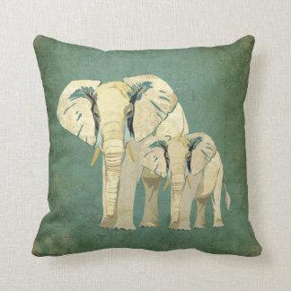 Travesseiro dos elefantes brancos