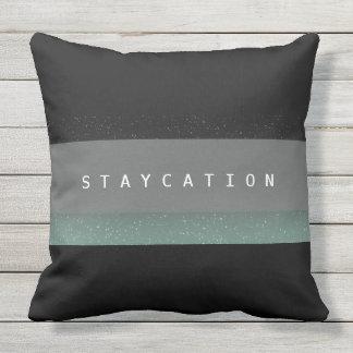 Travesseiro exterior corajoso chique da decoração almofada para ambientes externos