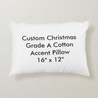 """Travesseiro feito sob encomenda 16"""" do acento do almofada decorativa"""