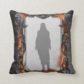 Travesseiro feito sob encomenda da foto (metal e almofada