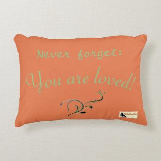 Travesseiro inspirado - amor almofada decorativa