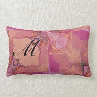 Travesseiro lombar de MoJo do americano abstrato d