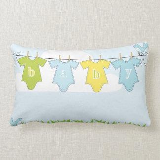 Travesseiro lombar do bebê almofada lombar