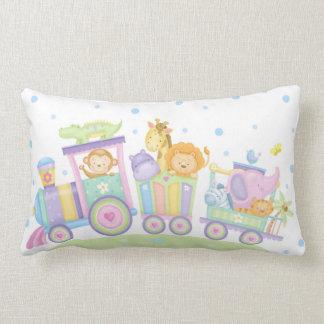 Travesseiro lombar do trem do bebê almofada lombar